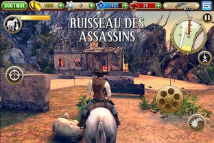 Test Six-Guns iPhone/iPod - Screenshot 1