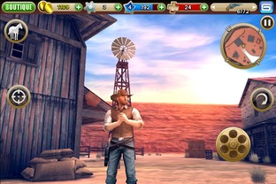 Test Six-Guns iPhone/iPod - Screenshot 7
