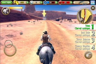 Test Six-Guns iPhone/iPod - Screenshot 9
