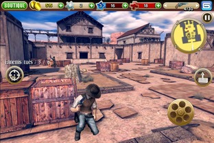 Test Six-Guns iPhone/iPod - Screenshot 13
