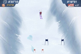 Test Ski Champion iPhone/iPod - Screenshot 4