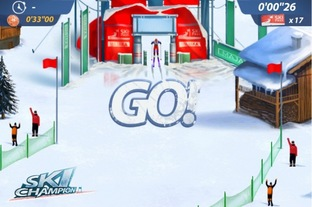 Test Ski Champion iPhone/iPod - Screenshot 8