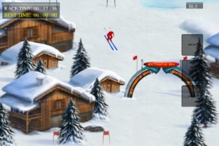 Test Ski Champion iPhone/iPod - Screenshot 11