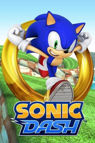 Après Sonic Jump, voici Sonic Dash