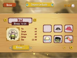Test Squids Wild West iPhone/iPod - Screenshot 19