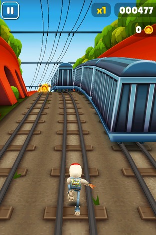 Images Subway Surfers iPhone/iPod - 1
