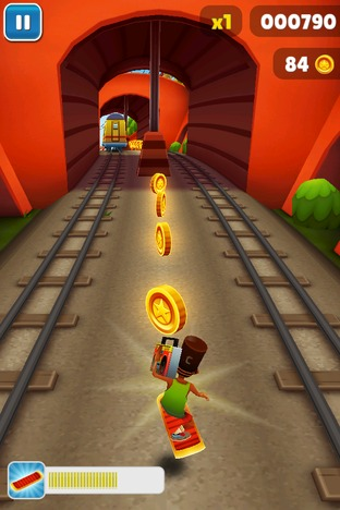Images Subway Surfers iPhone/iPod - 2