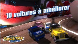 Images Table Top Racing iPhone/iPod - 2
