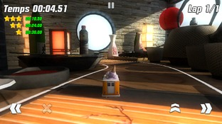 Test Table Top Racing iPhone/iPod - Screenshot 7