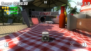 Table Top Racing iPhone/iPod