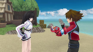 Tales of Hearts R porté sur iOS