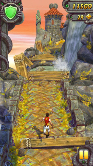 Temple Run 2 sort demai