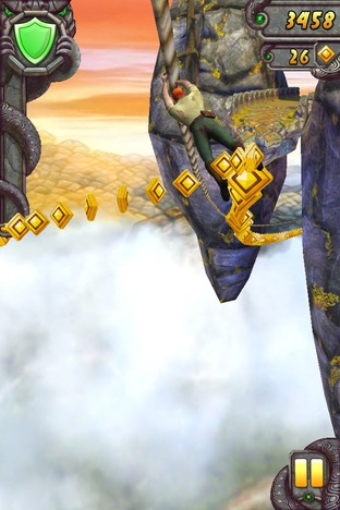 Test Temple Run 2 iPhone/iPod - Screenshot 8