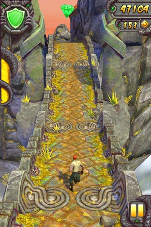 Test Temple Run 2 iPhone/iPod - Screenshot 9