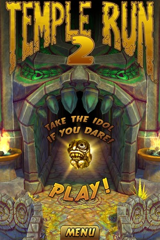Test Temple Run 2 iPhone/iPod - Screenshot 11