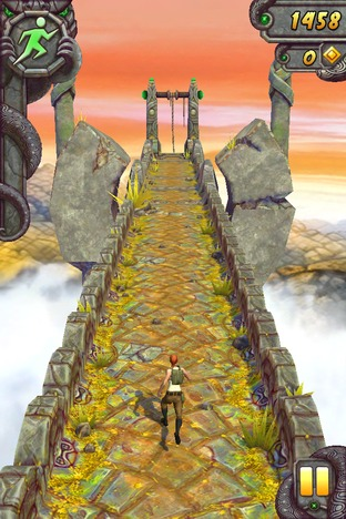 Test Temple Run 2 iPhone/iPod - Screenshot 12