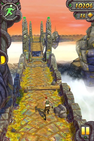 Test Temple Run 2 iPhone/iPod - Screenshot 13