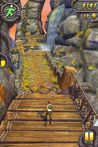 Test Temple Run 2 iPhone/iPod - Screenshot 15