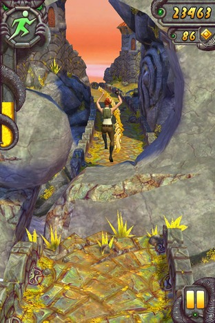 Test Temple Run 2 iPhone/iPod - Screenshot 16