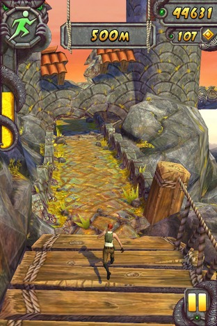 Test Temple Run 2 iPhone/iPod - Screenshot 17