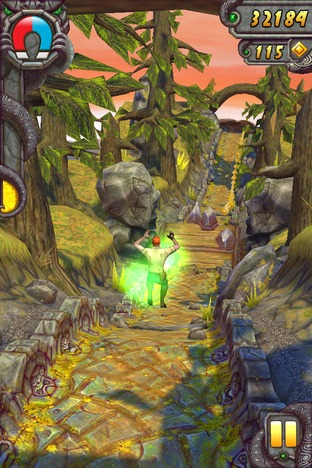 Test Temple Run 2 iPhone/iPod - Screenshot 19