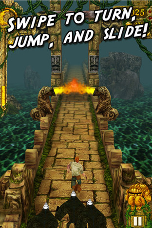 Images Temple Run iPhone/iPod - 1