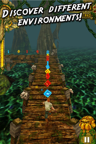 Images Temple Run iPhone/iPod - 2