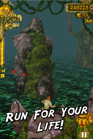 Images Temple Run iPhone/iPod - 5
