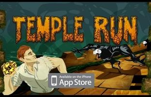 Temple Run... au cinéma