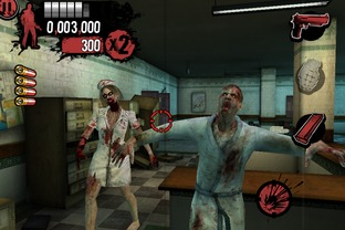 Test The House of the Dead : Overkill - The Lost Reels iPhone/iPod - Screenshot 6
