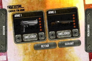 Test The House of the Dead : Overkill - The Lost Reels iPhone/iPod - Screenshot 7