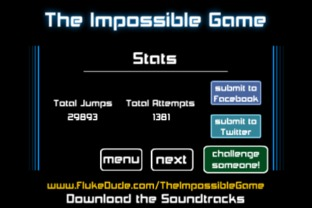 The Impossible Game iPhone/iPod