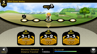 Theatrhythm Final Fantasy iPhone/iPod