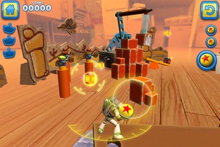 Test Toy Story : Smash it iPhone/iPod - Screenshot 1