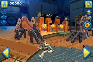 Test Toy Story : Smash it iPhone/iPod - Screenshot 2