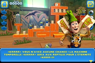 Test Toy Story : Smash it iPhone/iPod - Screenshot 3