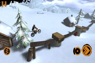 Test Trial Xtreme 2 Winter Edition iPhone/iPod - Screenshot 1
