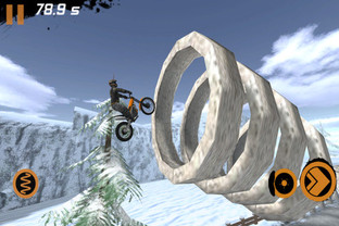 Test Trial Xtreme 2 Winter Edition iPhone/iPod - Screenshot 2