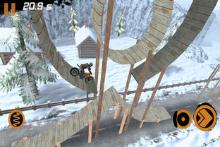 Test Trial Xtreme 2 Winter Edition iPhone/iPod - Screenshot 3