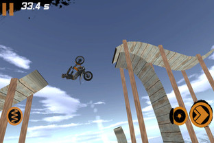 Test Trial Xtreme 2 Winter Edition iPhone/iPod - Screenshot 4