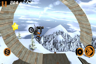 Test Trial Xtreme 2 Winter Edition iPhone/iPod - Screenshot 5