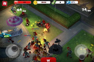 Test Zombiewood iPhone/iPod - Screenshot 6