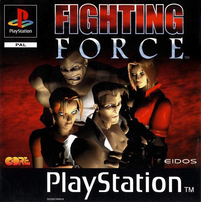 """Résultat de recherche d'images pour """"fighting force playstation"""""""