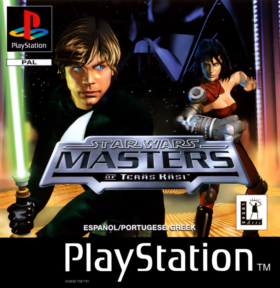 Star Wars : Masters of Teräs Käsi sur PlayStation - jeuxvideo.com Xbox One Red