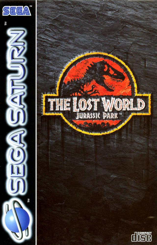 The lost world jurassic park sur saturn - Jeux de jurassic park 3 ...