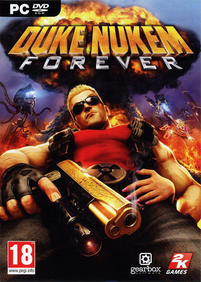 Duke Nukem Forever [MULTI] [PC]