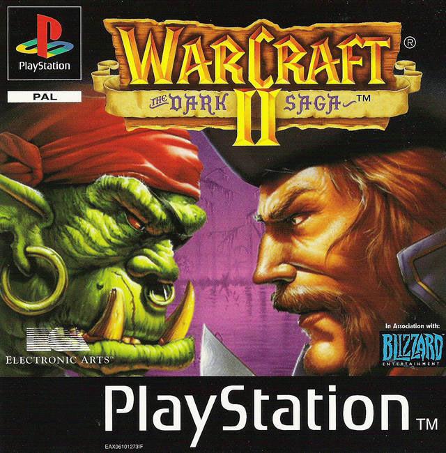 Warcraft ii the dark saga sur playstation - World of warcraft sur console ...
