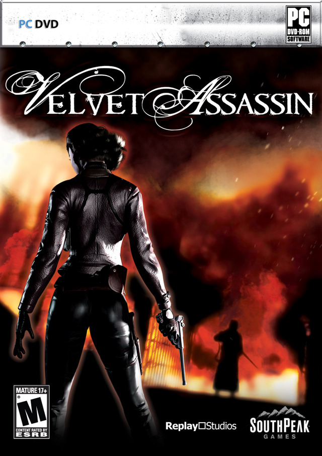 Velvet Assassin-Razor1911