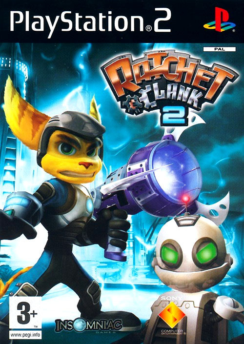 U Ratchet Video Ratchet & Clank 2 ...