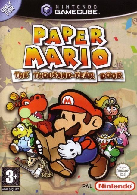 Paper mario la porte mill naire sur gamecube - Video paper mario la porte millenaire ...